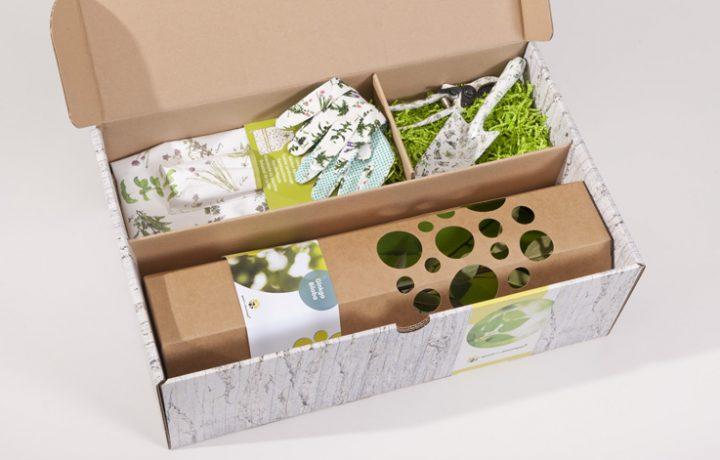 Plantenverpakkingen